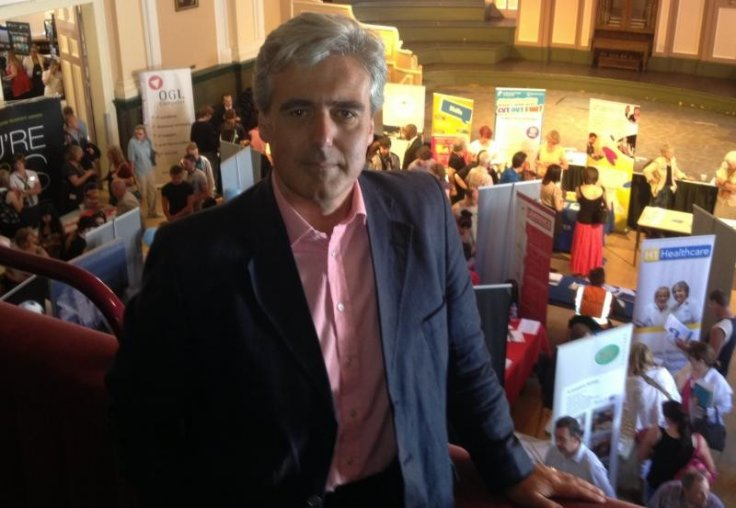 Mark Garnier: Conservative MP