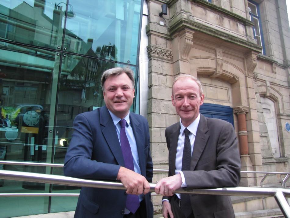 Pat McFadden Labour MP