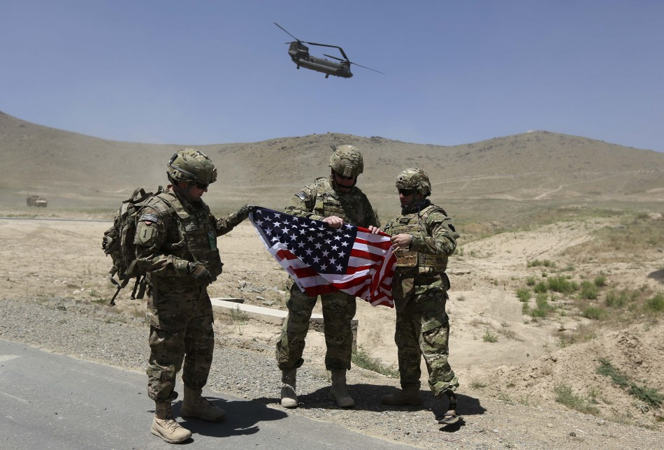 Taliban US Afghanistan