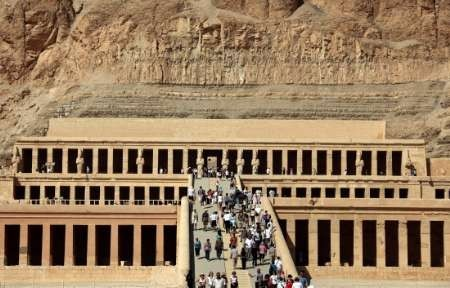 Temple of Queen Hapshepsut
