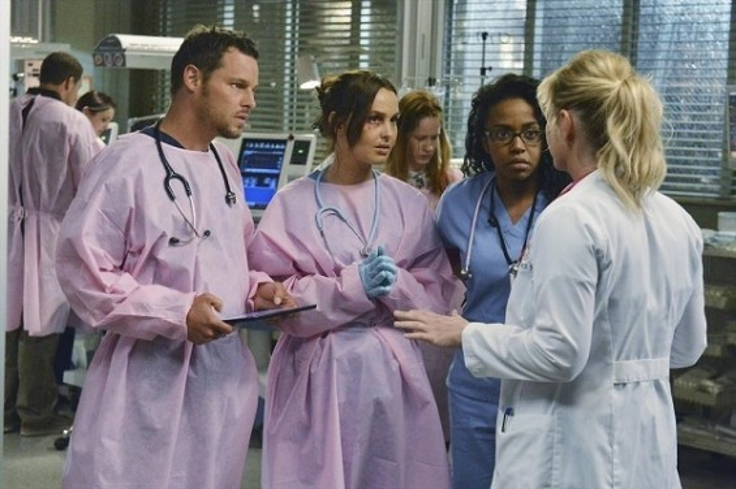 Grey's Anatomy Season 10: Happy Ending? Alex Karev and Jolex in Camilla Luddington Tweets