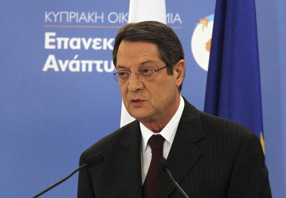 Nicos Anastasiades