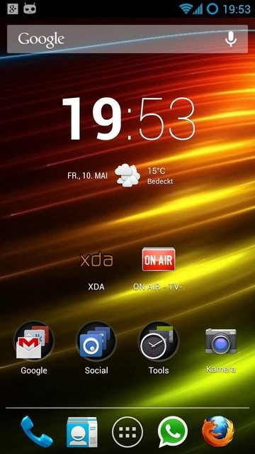 Update Galaxy S2 GT-I9100 to Android 4.2.2 Jelly Bean via Latest CyanogenMod 10.1 Nightly ROM [How to Install]