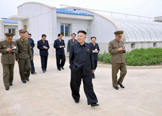 Kim Jong-un urges North Korean officials to read Hitler's Mein Kampf