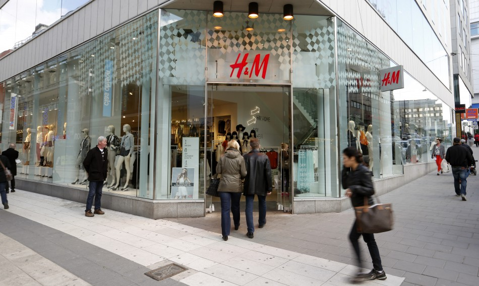 H&M profit falls more than expected