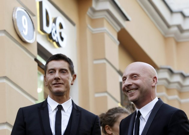 Italian designers Domenico Dolce (R) and Stefano Gabbana look set to appeal the charges (Reuters)