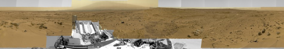 Mars May Have Had Oxygen-Rich Atmosphere 1billion Years Before Earth/REUTERS