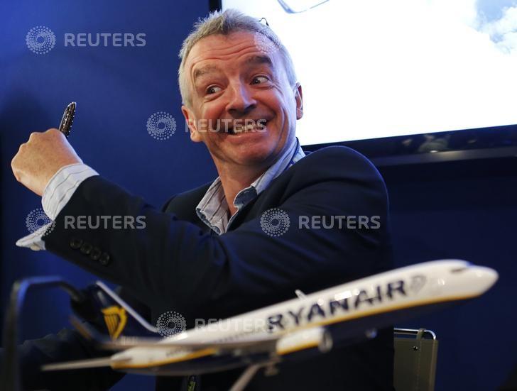Ryanair's CEO
