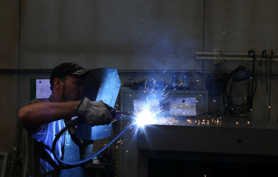 Month-on-month industrial turnover rose 0.6% in April, 2013
