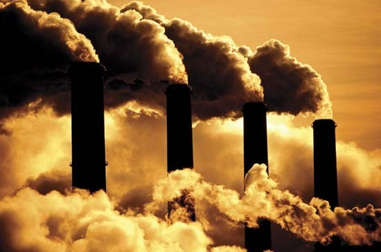 Global Carbon Emissions Reach Record 10 Billion Tonnes