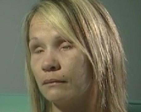 Tina Nash had her eyes gouged by Shane Jenkin inn 2011 (BBC)