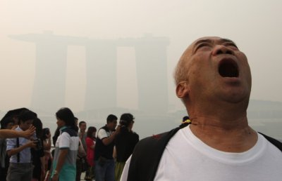 Singapore Pollution