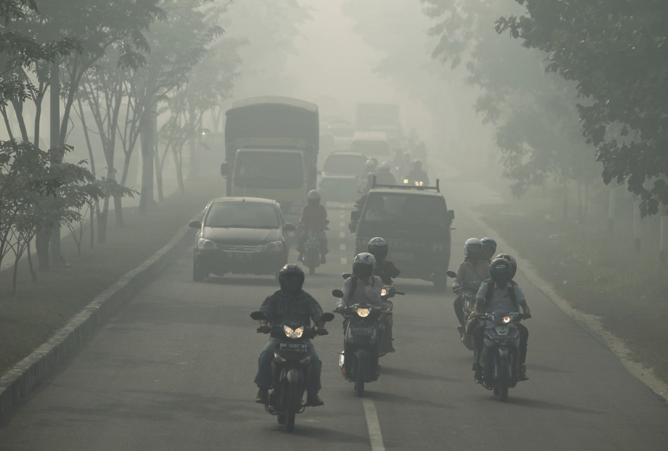 Indonesia haze