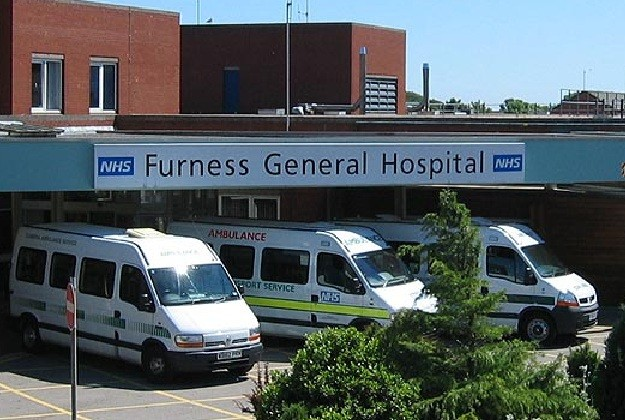 Furness General Hospital, Cumbria