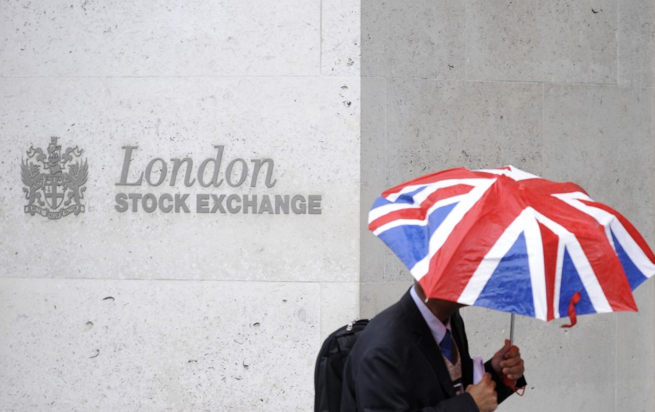 Britain's stock index is up 14.4% in 2013 as it celebrates its 30th anniversary (Photo: Reuters)
