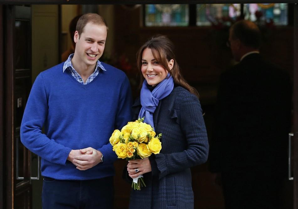 Prince William Kate Middleton Royal Baby