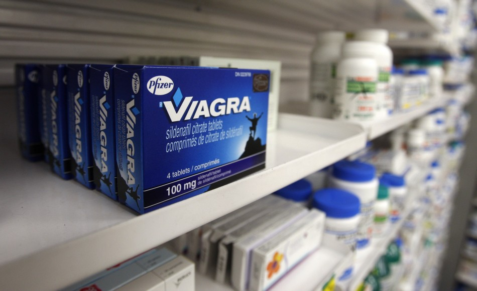 patent for viagra expires