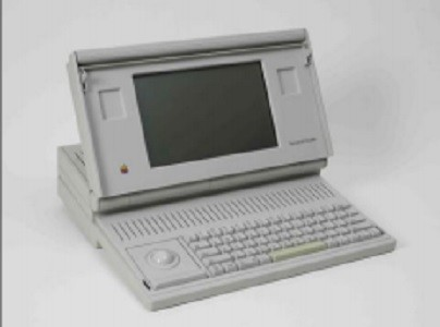 Macintosh Portable PC from 1989