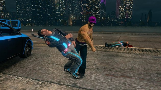 Saints Row: The Third (Courtesy: www.saintsrow.com)