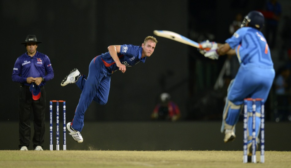 ICC World Twenty20 World Cup: England v India