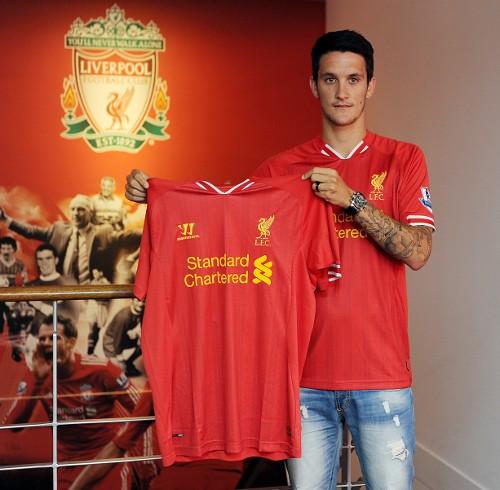Luis Alberto [Image Courtesy: Liverpool FC]