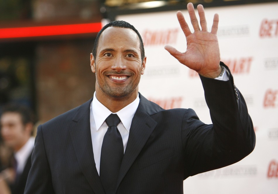 'The Rock' In 'Terminator 5'/Reuters