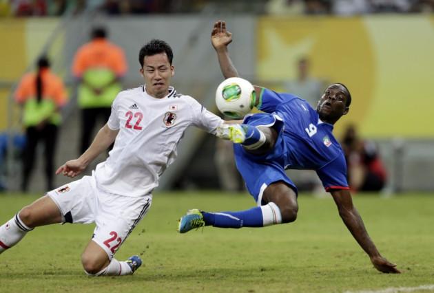 Italy v Japan [2013 FIFA Confederations Cup]