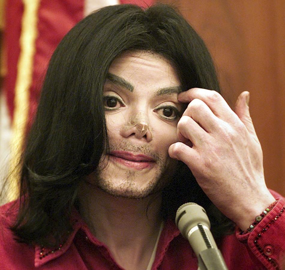 When Michael Jackson died 94