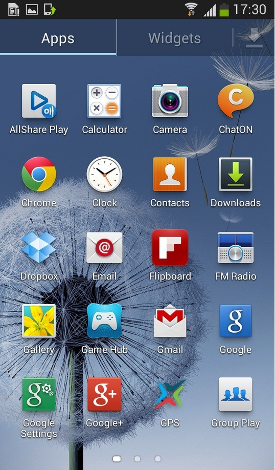 Android 4.2.2 apps