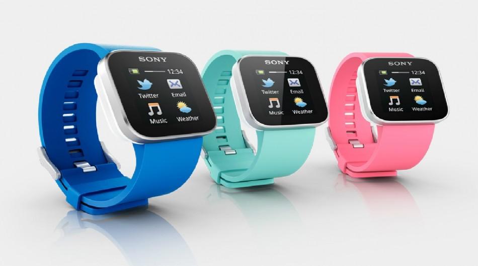 Sony SmartWatch (Courtesy: store.sony.com)