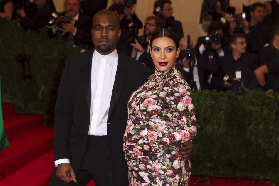 Kanye West Proposes To Kim Kardashian After Birth Of Their
