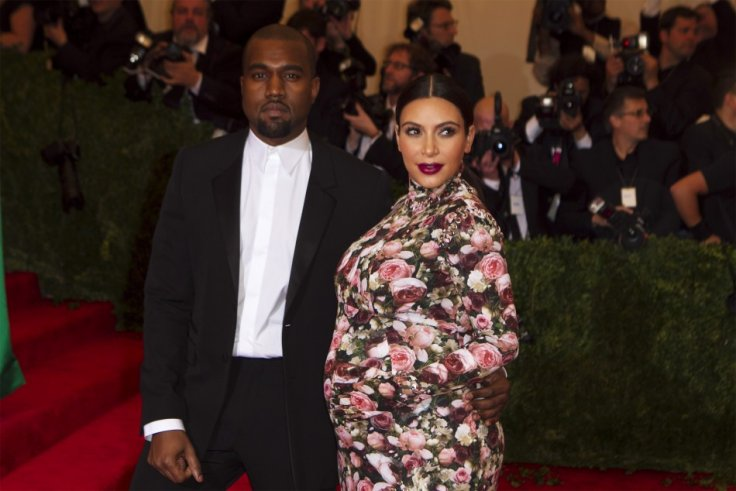 Kanye West Proposes To Kim Kardashian After Birth Of Their Baby Daughter