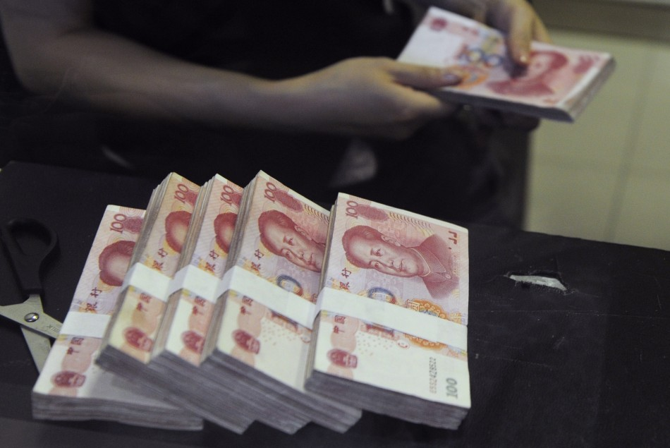 Britian and China set up three-year currency swap line