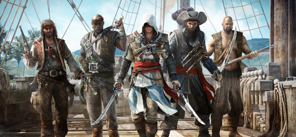 Assassin's Creed 4: Black Flag (Courtesy: assassinscreed.ubi.com)