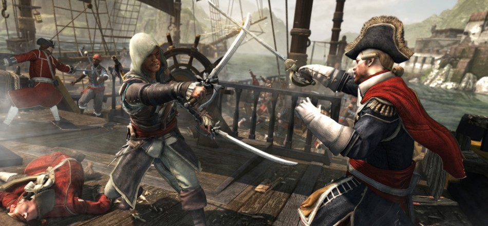 Assassin's Creed 4: Black Flag (Courtesy: assassinscreed.ubi.com)