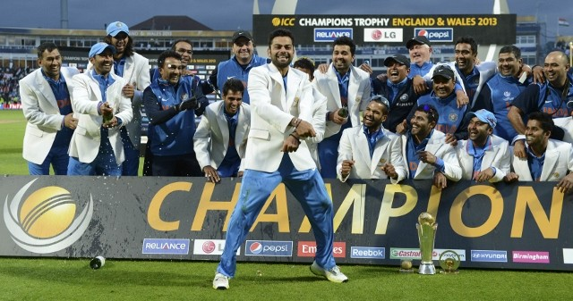 India Champions Trophy
