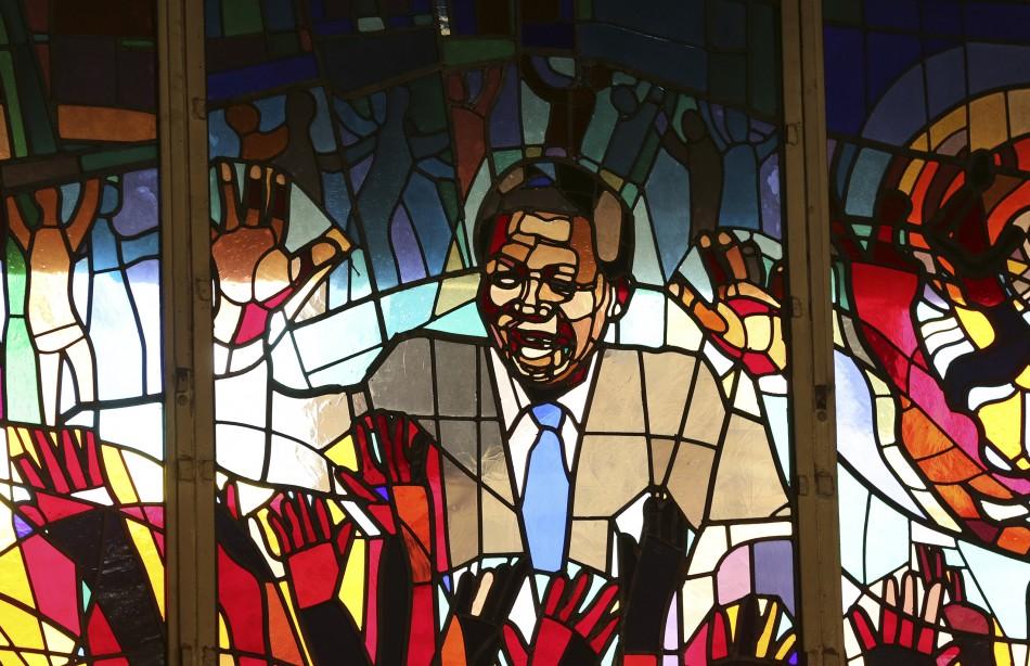 South Africa prays for Mandela