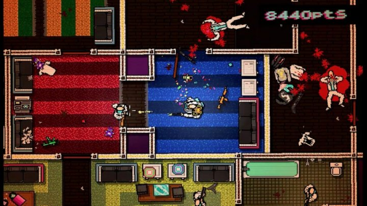 Hotline Miami PS3 PS Vita review
