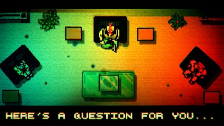 Hotline Miami review PS3 PS Vita