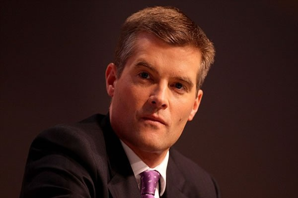Mark Harper MP before night-spot tumble