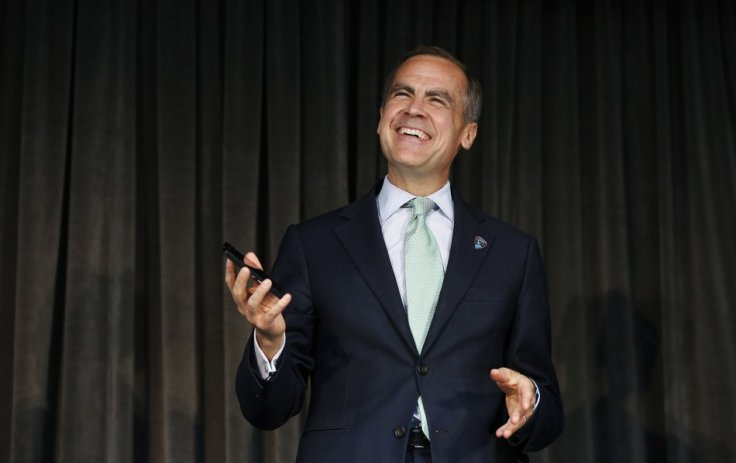Mark Carney, chairman of the FSB and incoming Bank of England governor (Photo: Reuters)