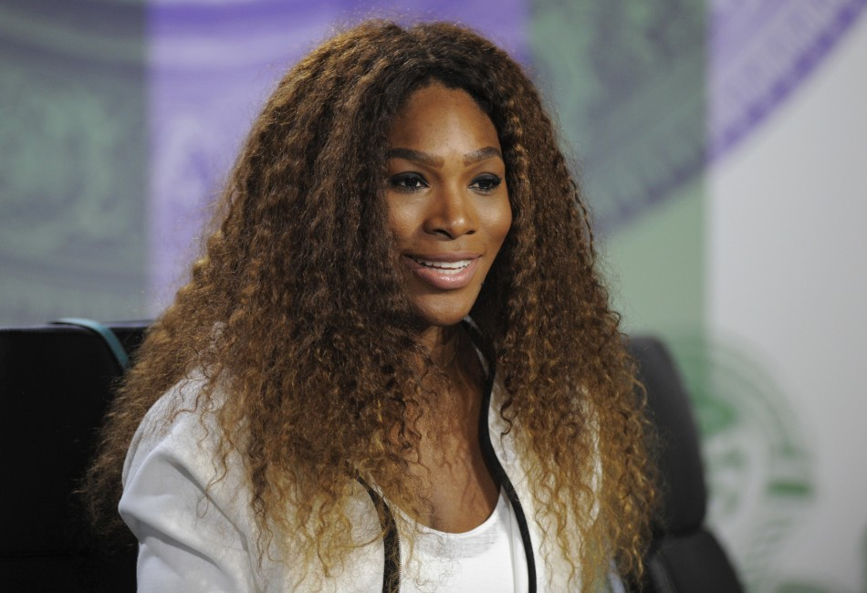 Serena Williams has apolgised for her