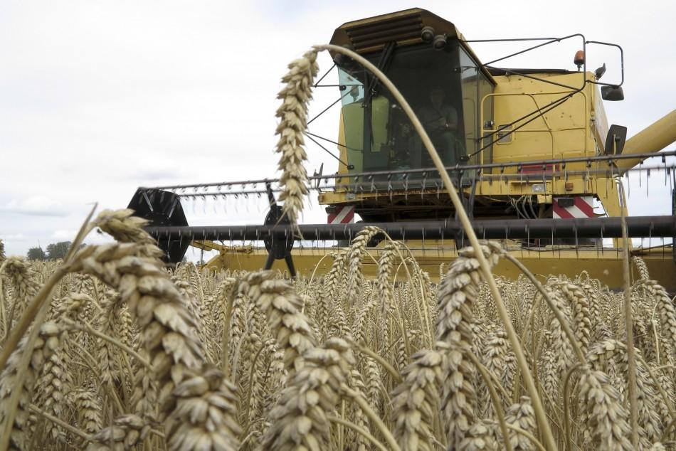 EU CAP farming