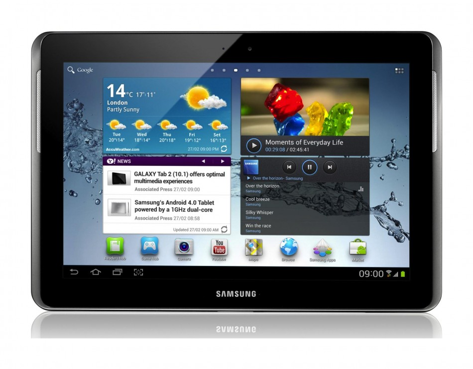 Update Galaxy Tab 2 10.1 P5100/P5110 via Android 4.2.2 CyanogenMod 10.1 RC5 ROM [How to Install]