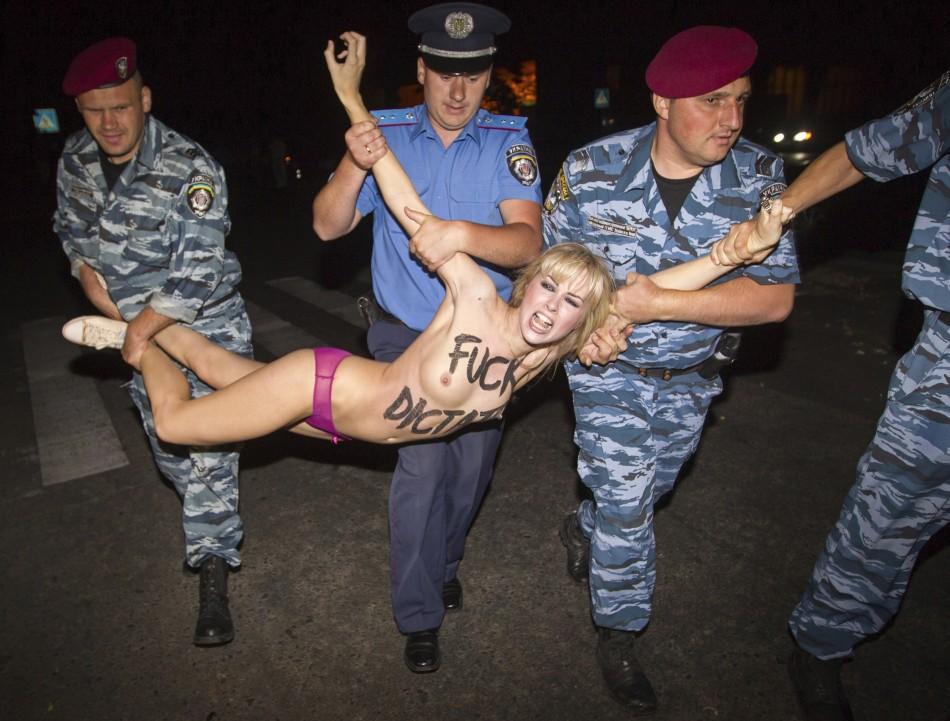 Facebook Femen