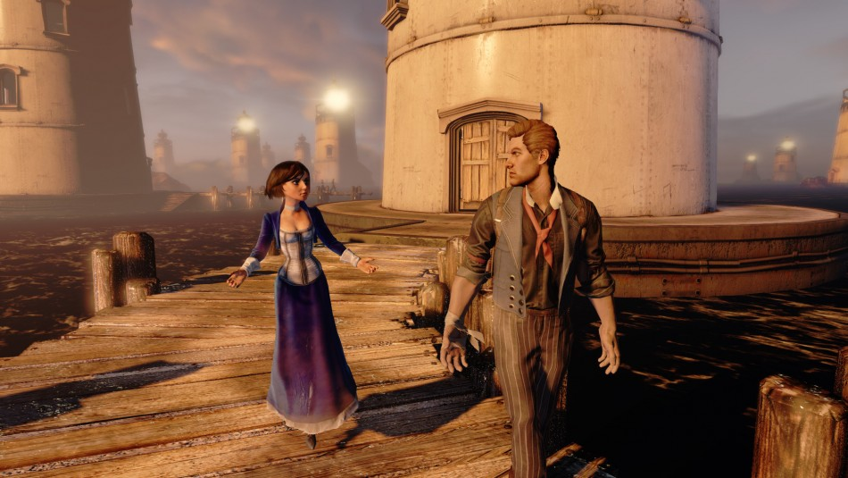 Bioshock Infinite ken levine interview