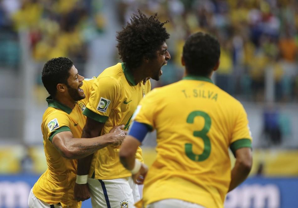 Brazil v Italy [2013 FIFA Confederations Cup]