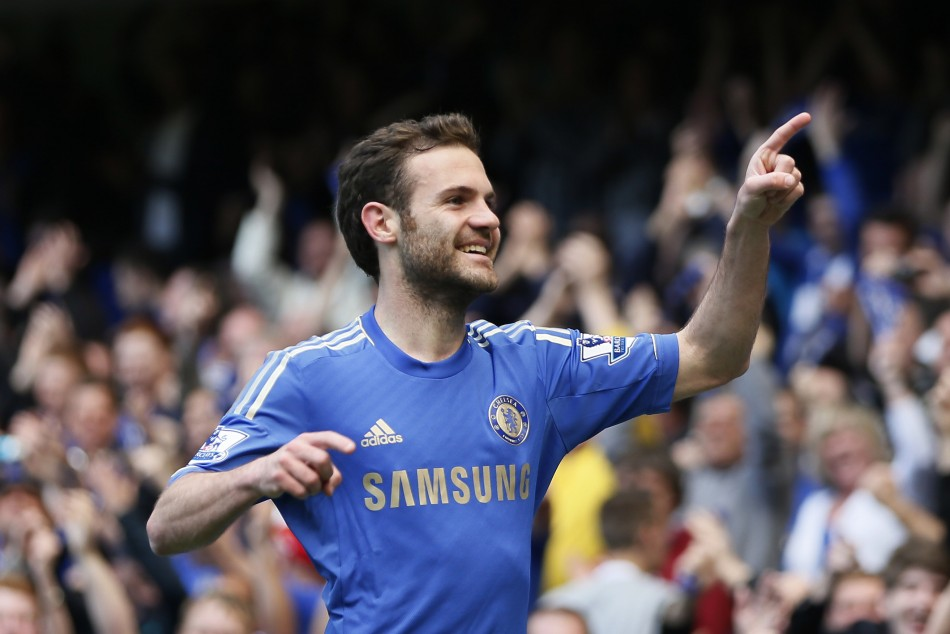 Juan Mata is excited by the prospect of playing under Jose Mourinho. (Photo: Reuters)