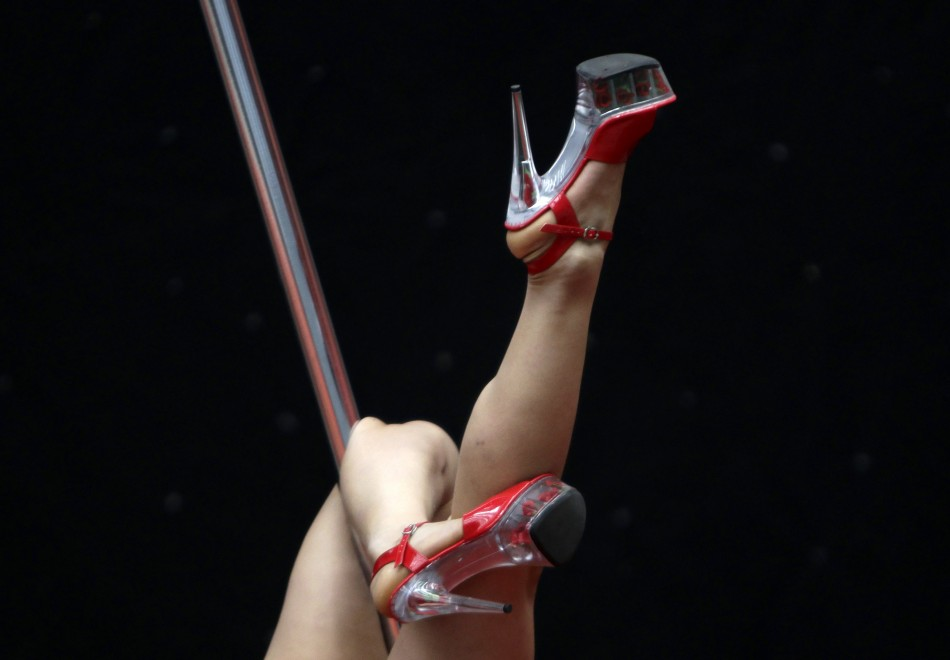 Pole dancing career advice from Welsh Assembly
