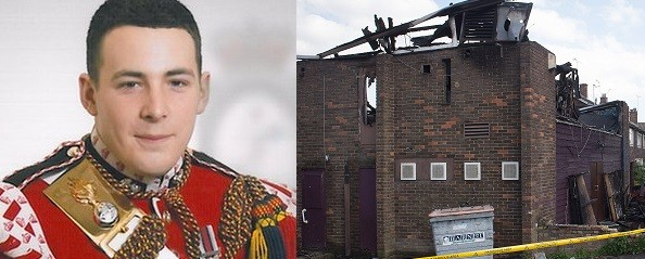 Muswell Hill was one of the mosque that was attacked following Lee Rigby's murder (MoD/Reuters)